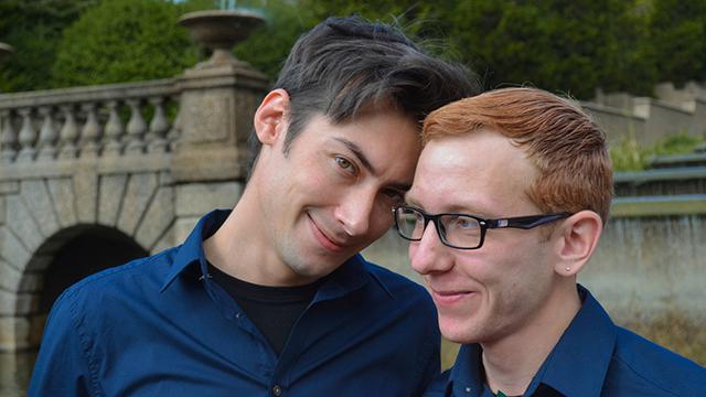 אנדריי ואיגור. מתארחים בדירה בוושינגטון (צילום: AP) (צילום: AP)