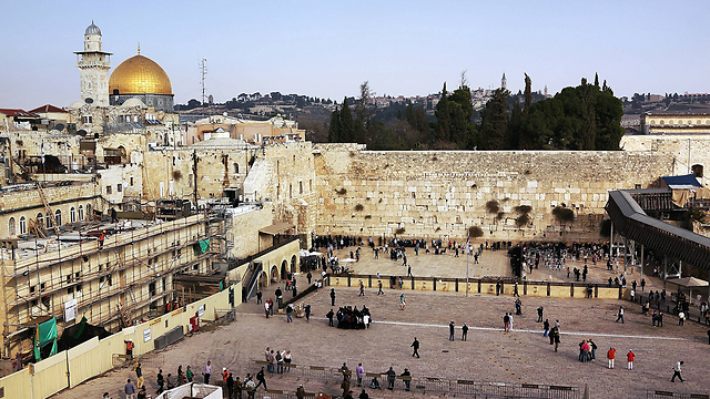 Western Wall and Temple Mount, Jerusalem (Photo: Gettyimages) (Photo: Gettyimages)