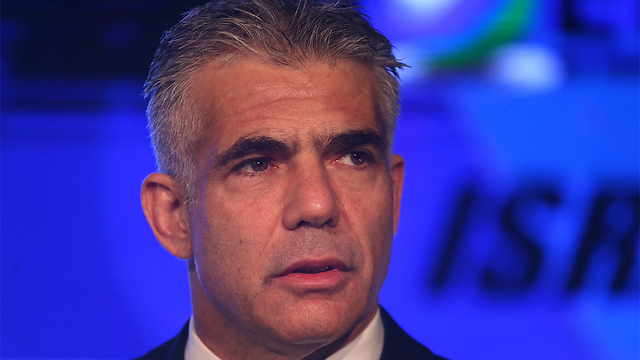 MK Lapid went on the offensive in the scathing statement. (Photo: Motti Kimchi)