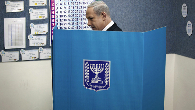 Likud enjoying more support from men (Photos: Reuters)