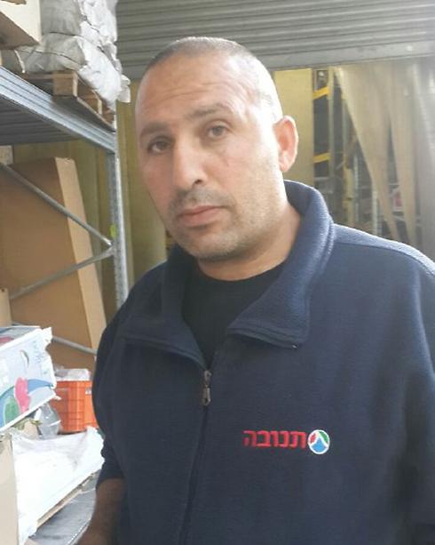 Abu Khdeir said he was raised to help others.