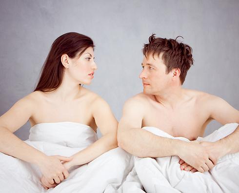 """""""הפיכת השיח המיני למשפיל היא גול עצמי לגברים"""" (צילום: shutterstock) (צילום: shutterstock)"""