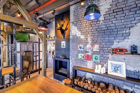 """משרדי גוגל ישראל בת""""א. החברה ידועה במשרדים המעוצבים שלה בחבי העולם (צילום: איתי סיקולסקי) (צילום: איתי סיקולסקי)"""