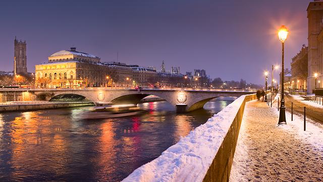 Paris, France (Photo: Shutterstock)