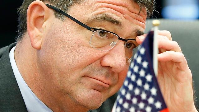 US Secretary of Defense Carter (Photo: Reuters)