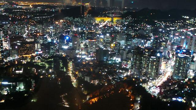 סיאול, קוריאה (צילום: אלי סניור) (צילום: אלי סניור)