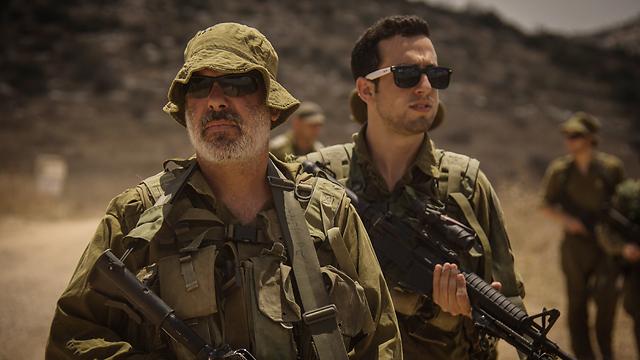 Reservist soldiers (Photo: IDF Spokesman's Office)
