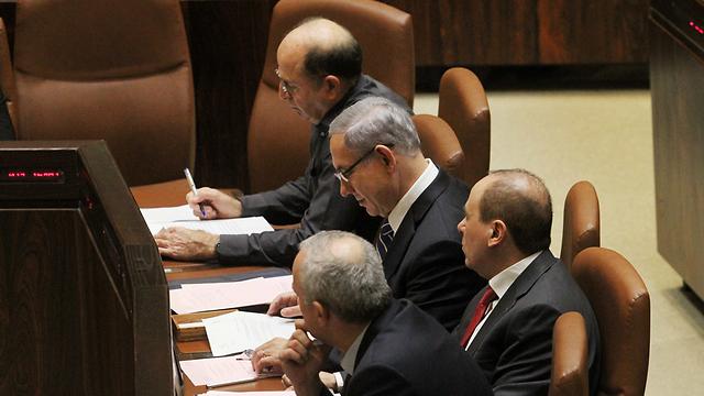 Prime Minister Netanyahu (Photo: Ido Erez)