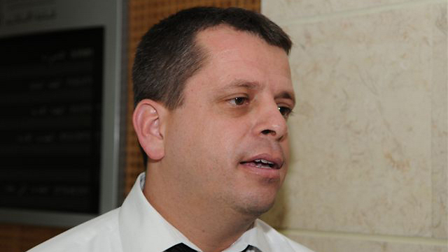 השופט תומר אורינוב (צילום: הרצל יוסף) (צילום: הרצל יוסף)