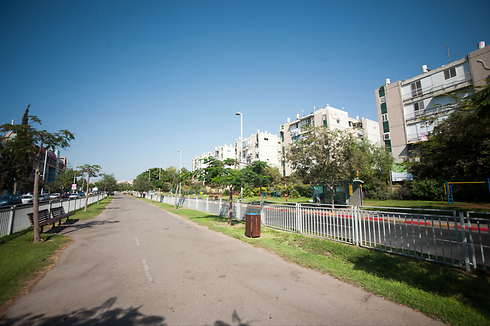 רמת הנשיא. ממוקדי הפיתוח העיקריים בעיר (צילום: בני דויטש)