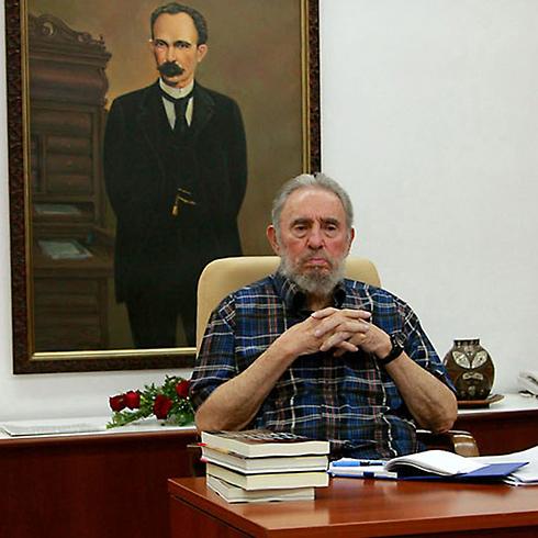 העביר את השלטון לאחיו ראול (צילום: AP) (צילום: AP)