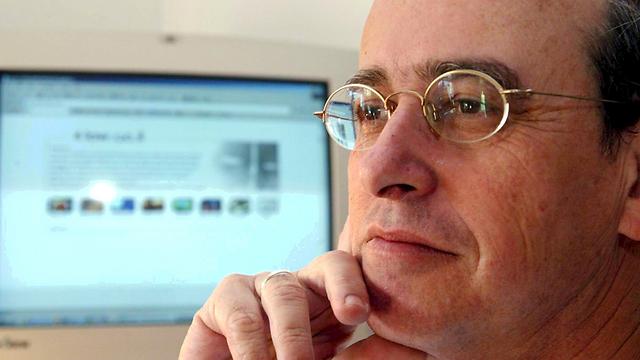"""סנ""""צ בדימוס גוטמן. טען שגם אחרים מחזיקים מסמכים מסווגים (צילום: צביקה טישלר) (צילום: צביקה טישלר)"""