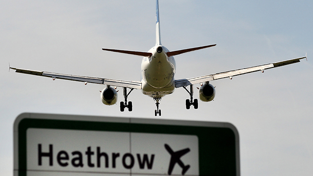 London Heathrow Airport (Photo: GettyImages)
