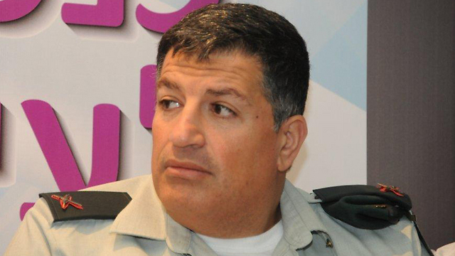 Major General Yoav (Poli) Mordechai, Israel's coordinator of government activities in the territories (Photo: Yair Sagi) (Photo: Yair Sagi)
