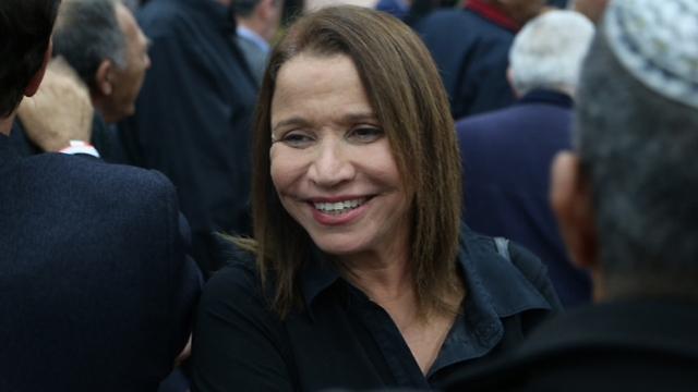 Former chairwoman Shelly Yachimovich (Photo: Motti Kimchi) (Photo: Motti Kimchi)
