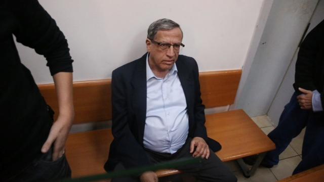 ראש העיר רמת גן ישראל זינגר. מחכה לשימוע (צילום: מוטי קמחי)