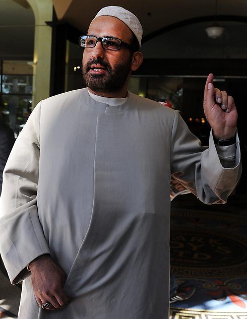Man Haron Monis the terrorist behind the Sydney cafe takeover. (Photo: EPA) (Photo: EPA)
