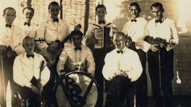 """כלי הנגינה נתרמו ע""""י הקהילה היהודית בדרום אפריקה (צילום: מוזיאון בית לוחמי הגטאות ) (צילום: מוזיאון בית לוחמי הגטאות )"""
