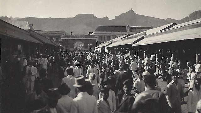 פור לואי, בירת מאוריציוס (צילום: באדיבות נפתלי רגב ) (צילום: באדיבות נפתלי רגב )