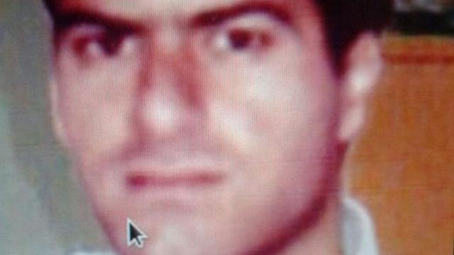 תמונתו של מוחמד שורבא, כפי שפורסמה בתקשורת הערבית ()