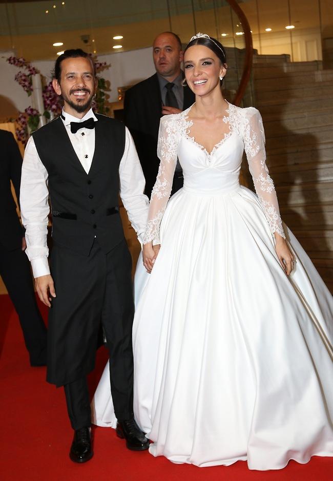 בעל ואישה! (צילום: ענת מוסברג)