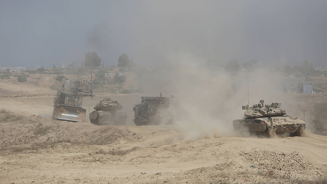 Stop groveling, let the IDF win