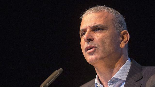 Moshe Kahlon (Photo: AFP)