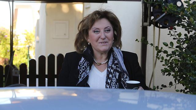 בכירי המפלגה מעורבים לכאורה בשחיתות גדולה. פאינה קירשנבאום מישראל ביתנו (צילום: גיל יוחנן) (צילום: גיל יוחנן)