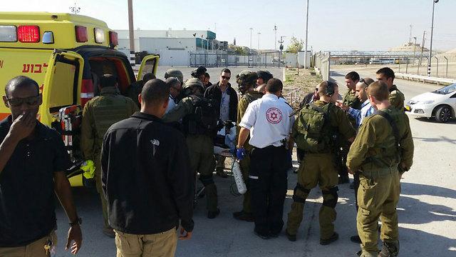 Photo: MDA paramedics