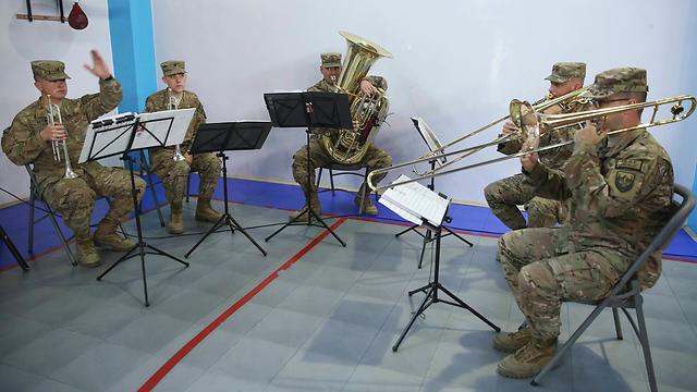 החיילים שיישארו ימנעו הקמת דאעש באפגניסטן?  (צילום: AP) (צילום: AP)