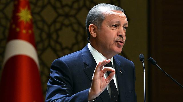 Turkish President Erdogan (Photo: AP) (Photo: Associated Press)