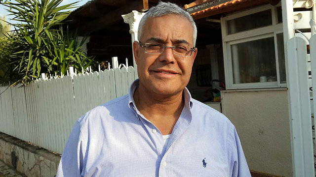 סחף את הליכוד - וניצח בבית שאן. ז'קי לוי (צילום: מוחמד שינאווי) (צילום: מוחמד שינאווי)