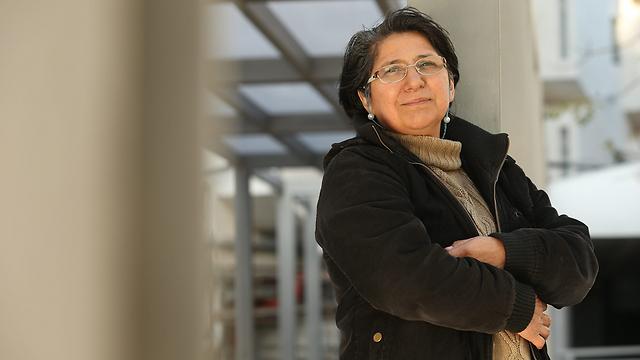 Blanca Hayib (Photo: Elad Gershgoren)