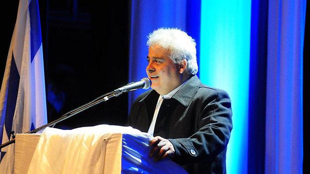 Mayor of Dimona Beni Bitton. (Photo: Herzel Yosef) (Photo: Herzel Yosef)