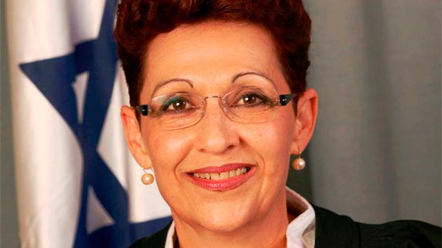 שופטת בית המשפט המחוזי בתל אביב, דליה גנות ()