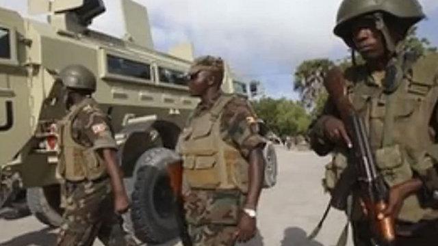 הואשמו בהוצאות להורג של מורדים לא חמושים. חיילים בבורונדי ()