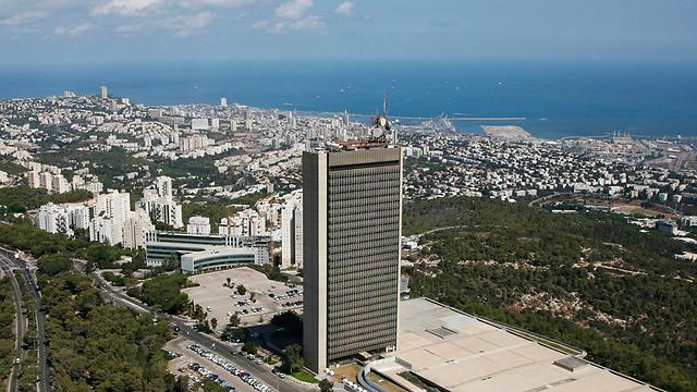 Haifa University (Photo courtesy of Lowshot)