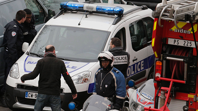 Attack at Charlie Hebdo headquarters. 'Yet another false flag event' (Photo: Reuters)