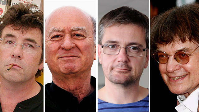 Four of France's top cartoonists killed in attack on Charlie Hebdo office: Cabut, Charb, Wolinski and Tignous (Photo: EPA) (Photo: EPA)