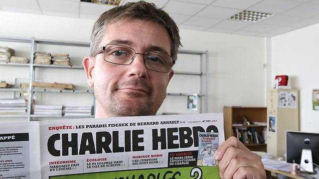 Editor-in-chief of Charlie Hebdo (Photo: AP)