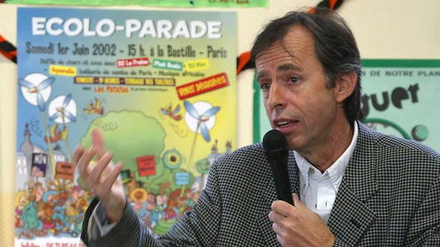 Board member Bernard Maris (Photo: AFP)