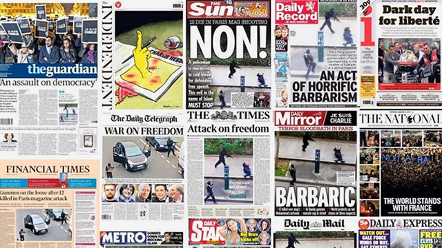 """""""ברברי"""". שערי עיתונים בבריטניה ()"""