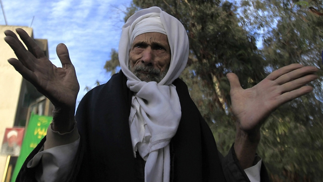 A sufi Muslim in Egyot. (Photo: Reuters)