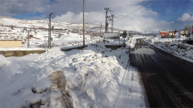 North Golan Heights