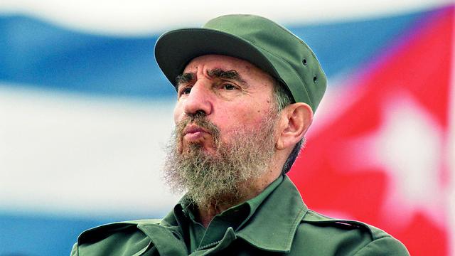 פידל קסטרו ב-1998 (צילום: gettyimages) (צילום: gettyimages)