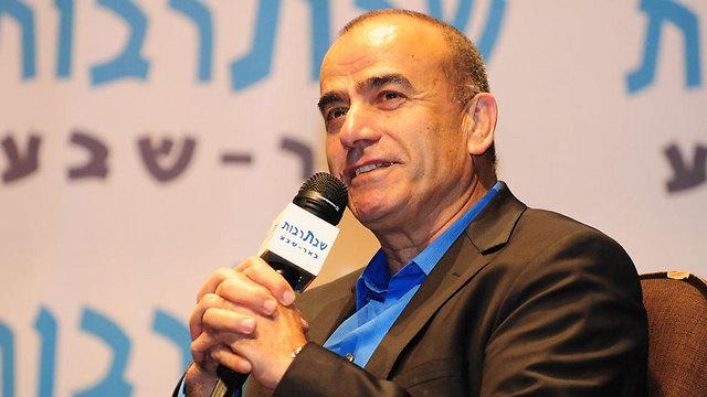 Former senior IDF official Samia said Israel must remain vigilant against IS presence in Sinai (Photo: Herzel Yosef)