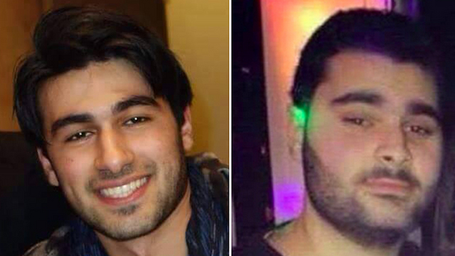 Yoav Hattab, 21, and Yohan Cohen, 22.