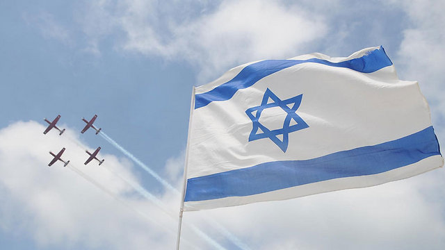 Independence Day celebration (Archive photo: Yaron Brener)