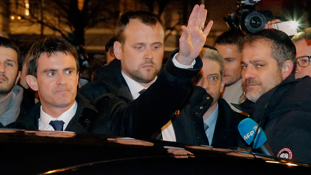 French Prime Minister Mauel Valls. (Photo: Associated Press)