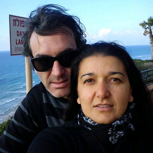 Orly Ben-Sheetrit and her husband Ya'akov Steve immigrated to Israel from France with their children last summer.